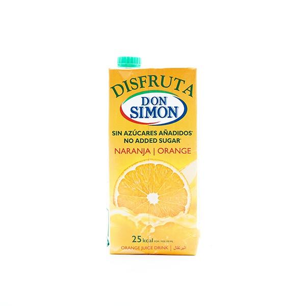 Don Simon No Added Sugar Orange Nectar 1L - DON SIMON - Fruit Drinks - in Sri Lanka