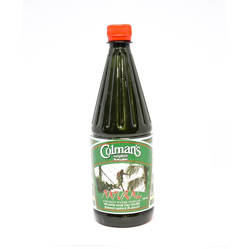 Colmans Natural Coconut Water Vinegar 750Ml - in Sri Lanka
