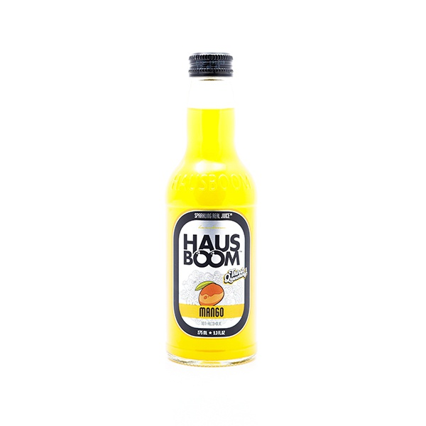 Hausboom Sparkling Mango Juice 275Ml - HAUSBOOM - Fruit Drinks - in Sri Lanka