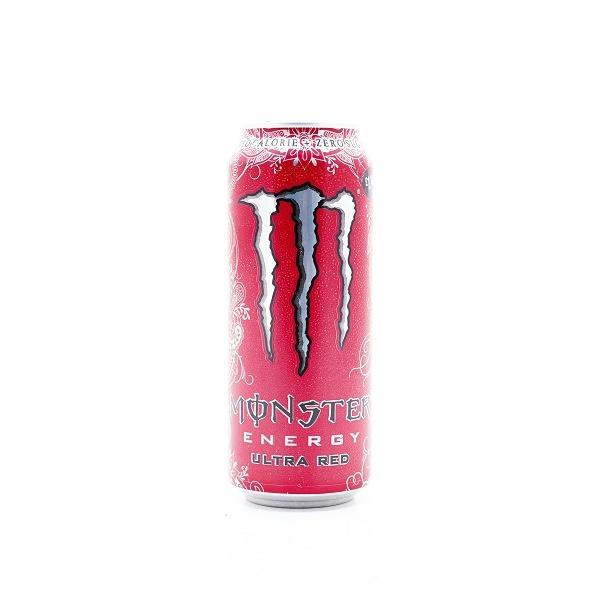 Monster Energy Drink Ultra Red 500Ml - MONSTER - Sport & Energy Drinks - in Sri Lanka
