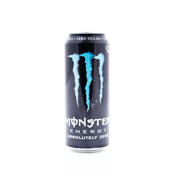 Monster Energy Drink Absolutely Zero 500Ml - MONSTER - Sport & Energy Drinks - in Sri Lanka