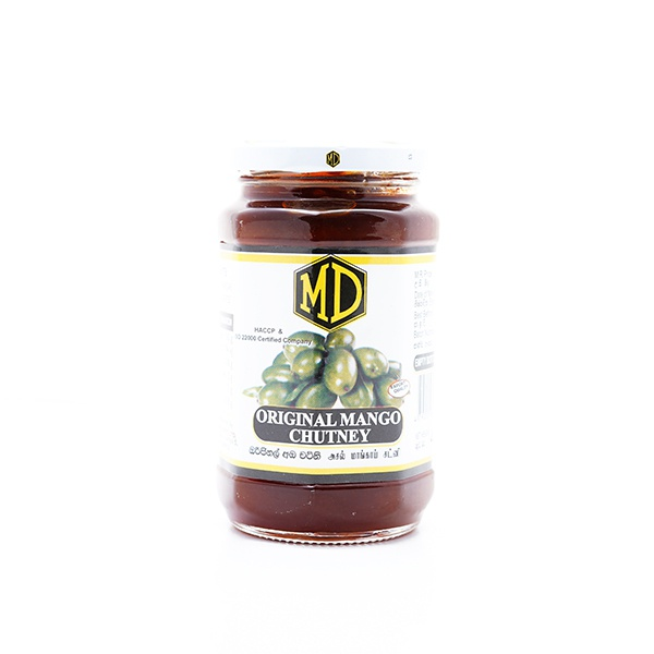 Md Original Mango Chutney 460G - in Sri Lanka
