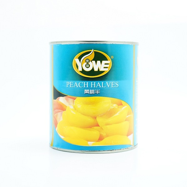 Yowe Peach Halves 820G - in Sri Lanka
