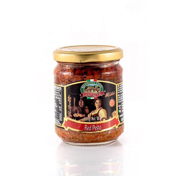 Campagna Red Pesto 180G - CAMPAGNA - Pasta - in Sri Lanka