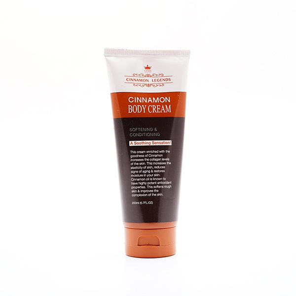 Cinnamon Legends Cinnamon Body Cream 200Ml - in Sri Lanka