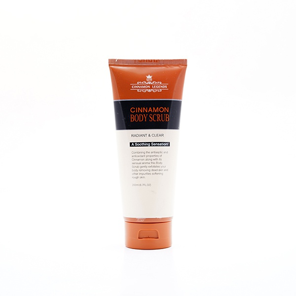 Cinnamon Legends Cinnamon Body Scrub 200Ml - in Sri Lanka