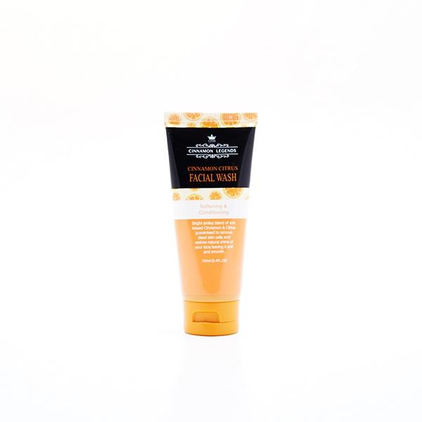 Cinnamon Legends Cinnamon Citrus Facewash 100Ml - in Sri Lanka