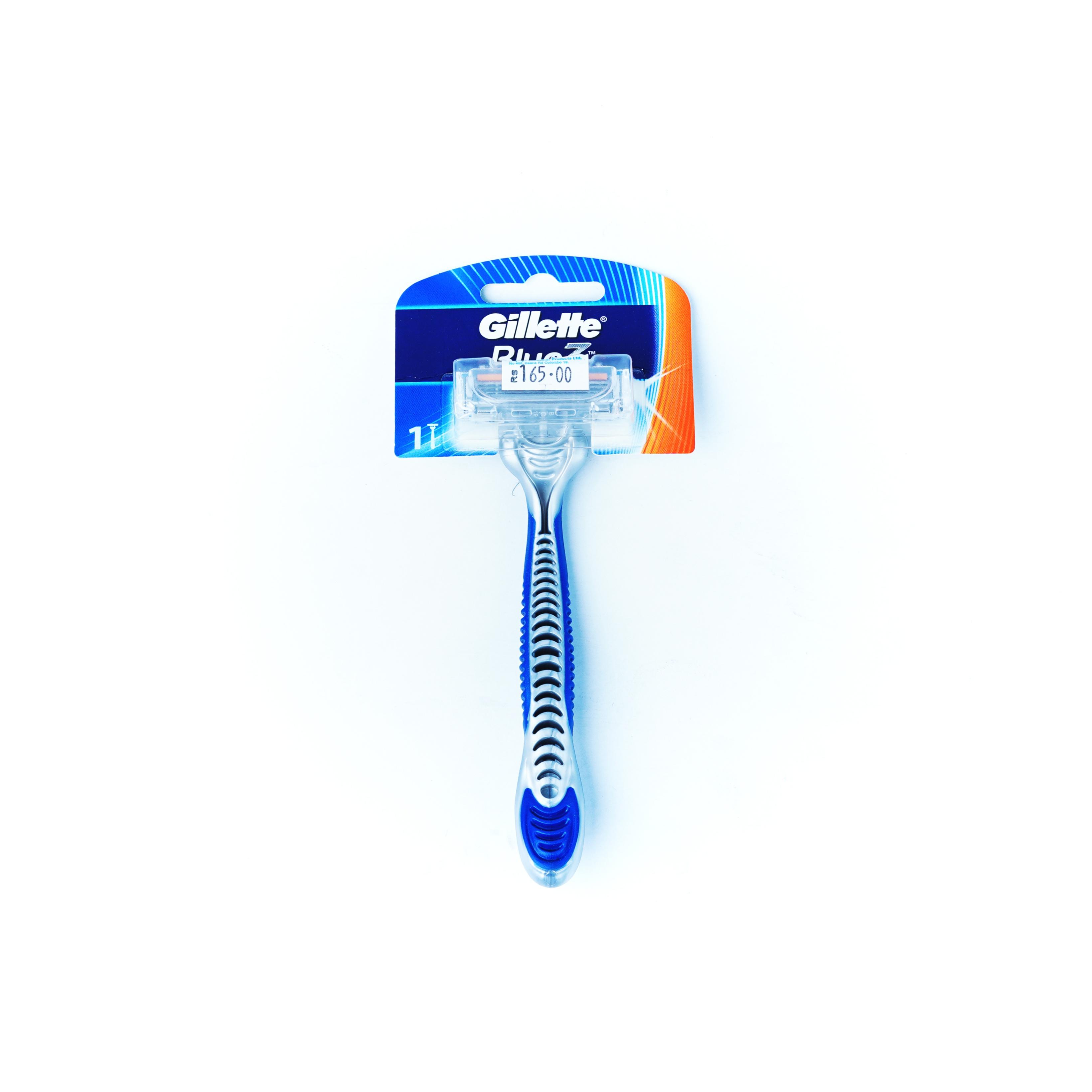 Gillette Blue 3 Single Razor - in Sri Lanka