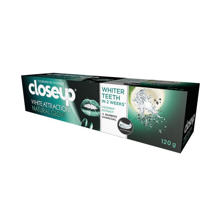 Close Up Coco Splash Natural Glow Toothpaste Gel 120G - in Sri Lanka