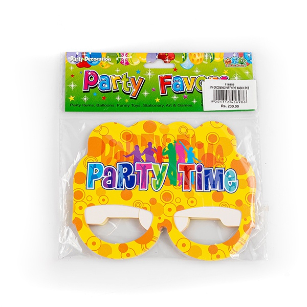 Ph Grooming Party Eye Mask 6 Pcs - in Sri Lanka