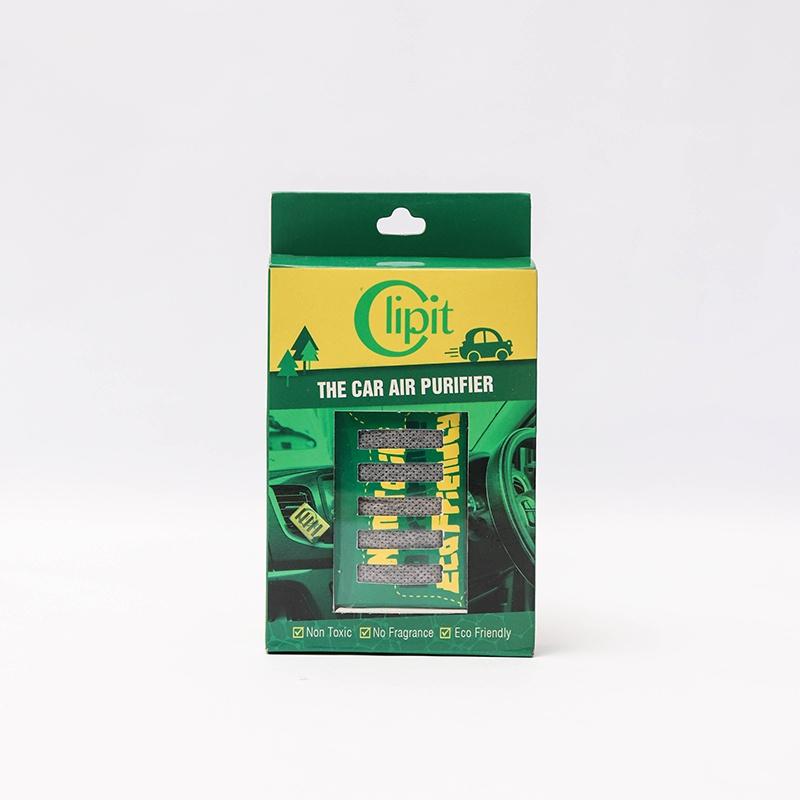 Clipit Car Air Purifier 1 Pcs - in Sri Lanka