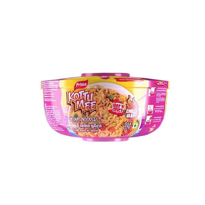 Prima Kottu Mee Noodles H/S Bowl 55g - in Sri Lanka