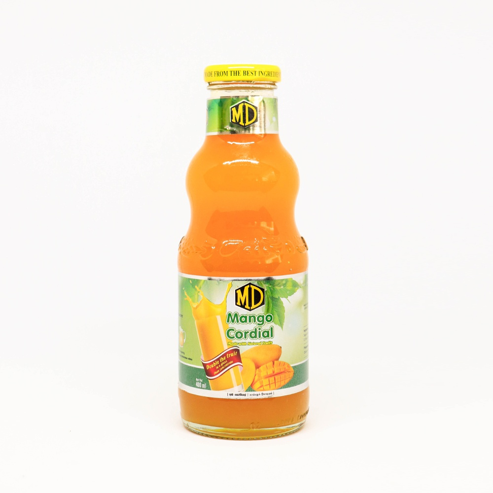 Md Mango Cordial 400ml - in Sri Lanka