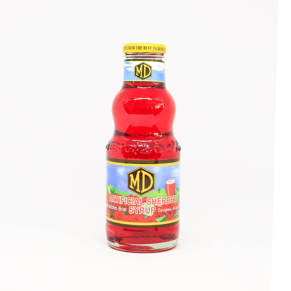 Md Artificial Sherbet Syrup 400ml - in Sri Lanka