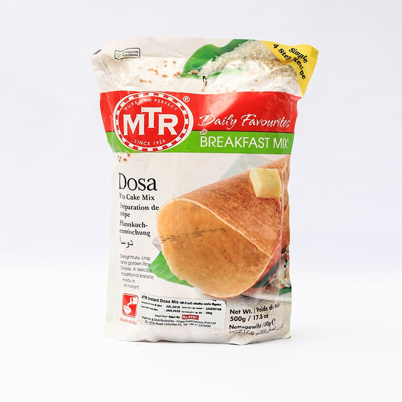 Mtr Instant Dosa Mix 500g - in Sri Lanka