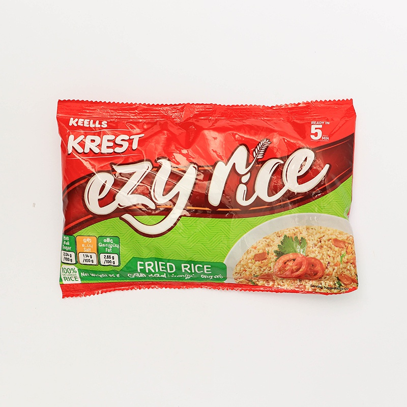 Keells Krest Ezy Fried Rice 95g - in Sri Lanka