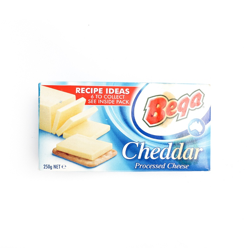 Bega Cheddar Cheese 250g - in Sri Lanka