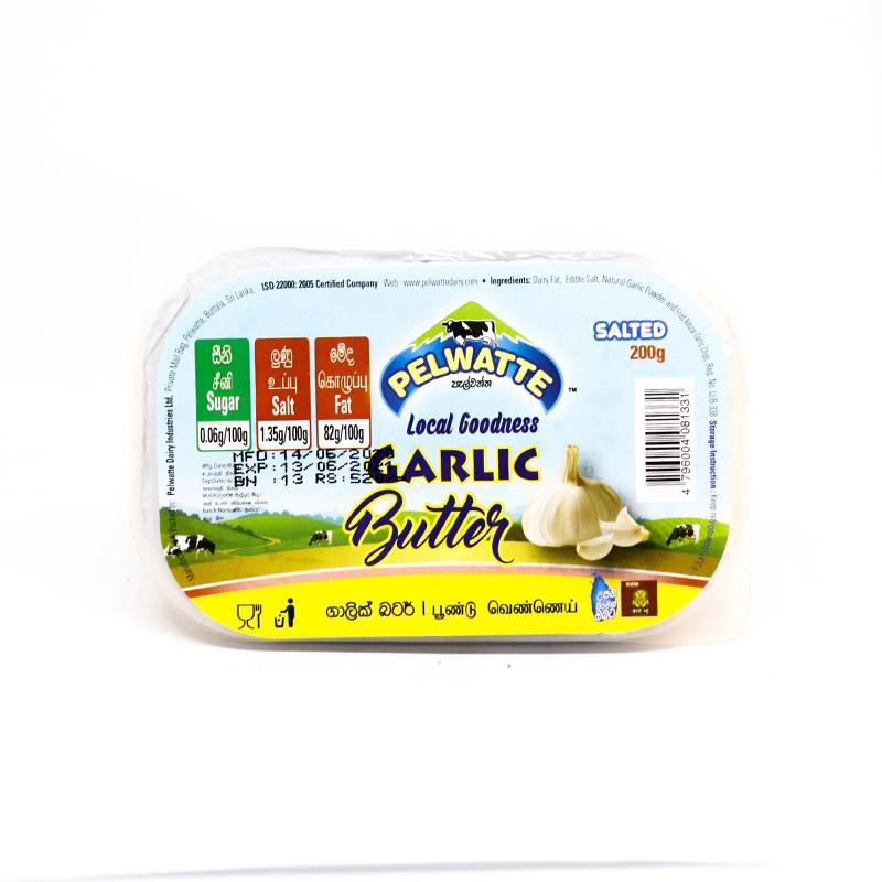 Pelwatte Garlic Butter 200g - in Sri Lanka