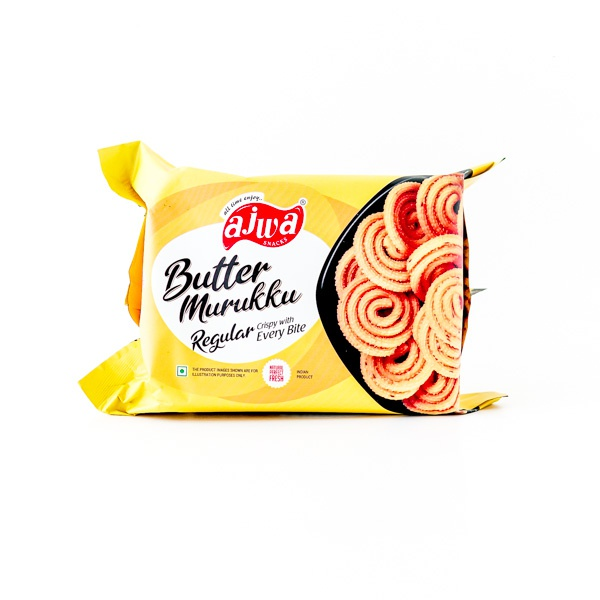 Ajwa Butter Murukku Regular 150g - in Sri Lanka