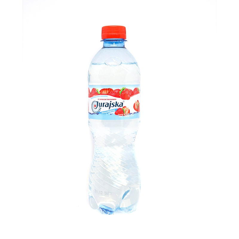 Ustronianka Stawberry Fl.Water 500ml - in Sri Lanka