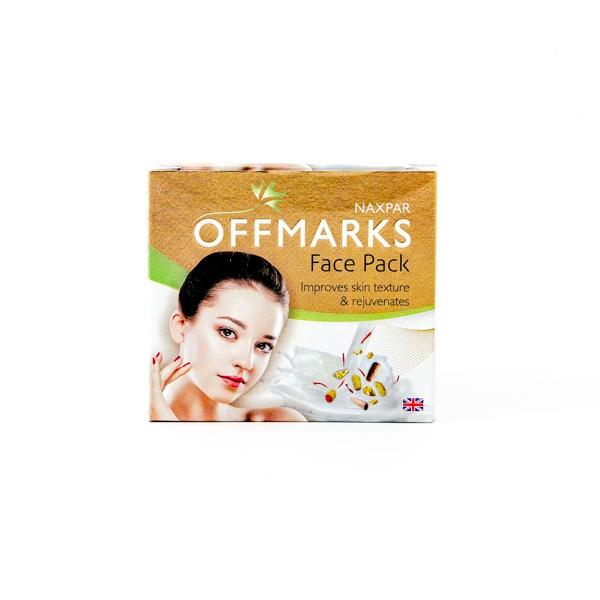Offmarks Face Pack 100g - in Sri Lanka