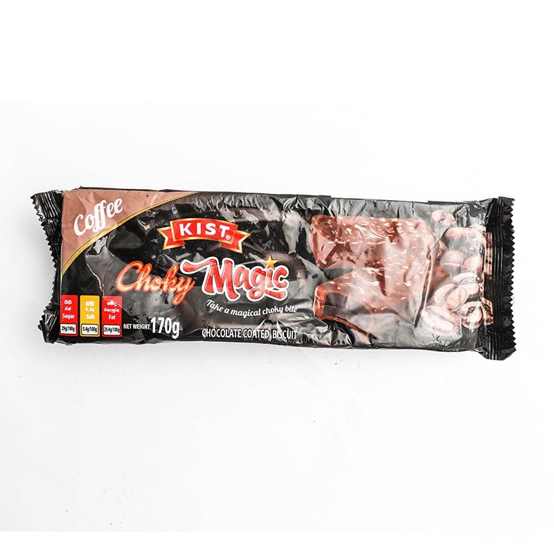 Kist Choky Magic Coffee Biscuit 170g - in Sri Lanka