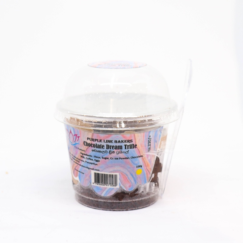 Plb Chocolate Dream Trifle 100g - in Sri Lanka