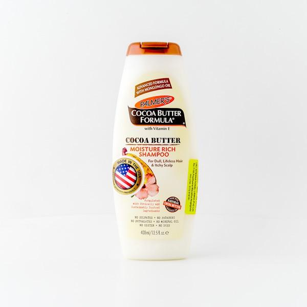 Palmers Cocoa Moisture Shampoo 400ml - in Sri Lanka