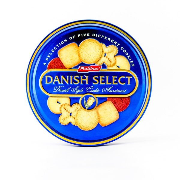 Maliban Danish Select C/Assort. 475g - in Sri Lanka