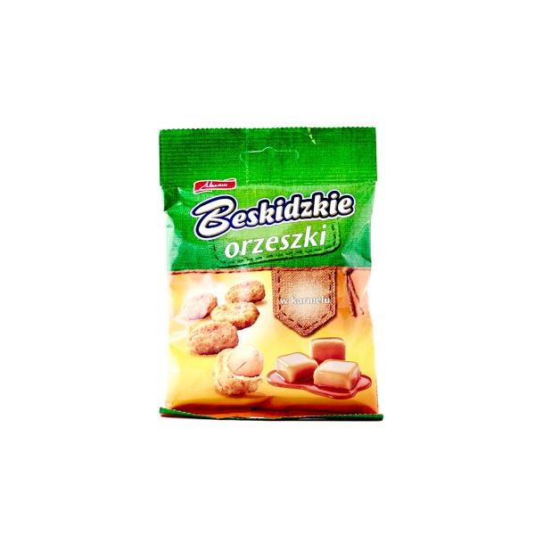Aksam Peanuts Caramel Flavored 70g - in Sri Lanka