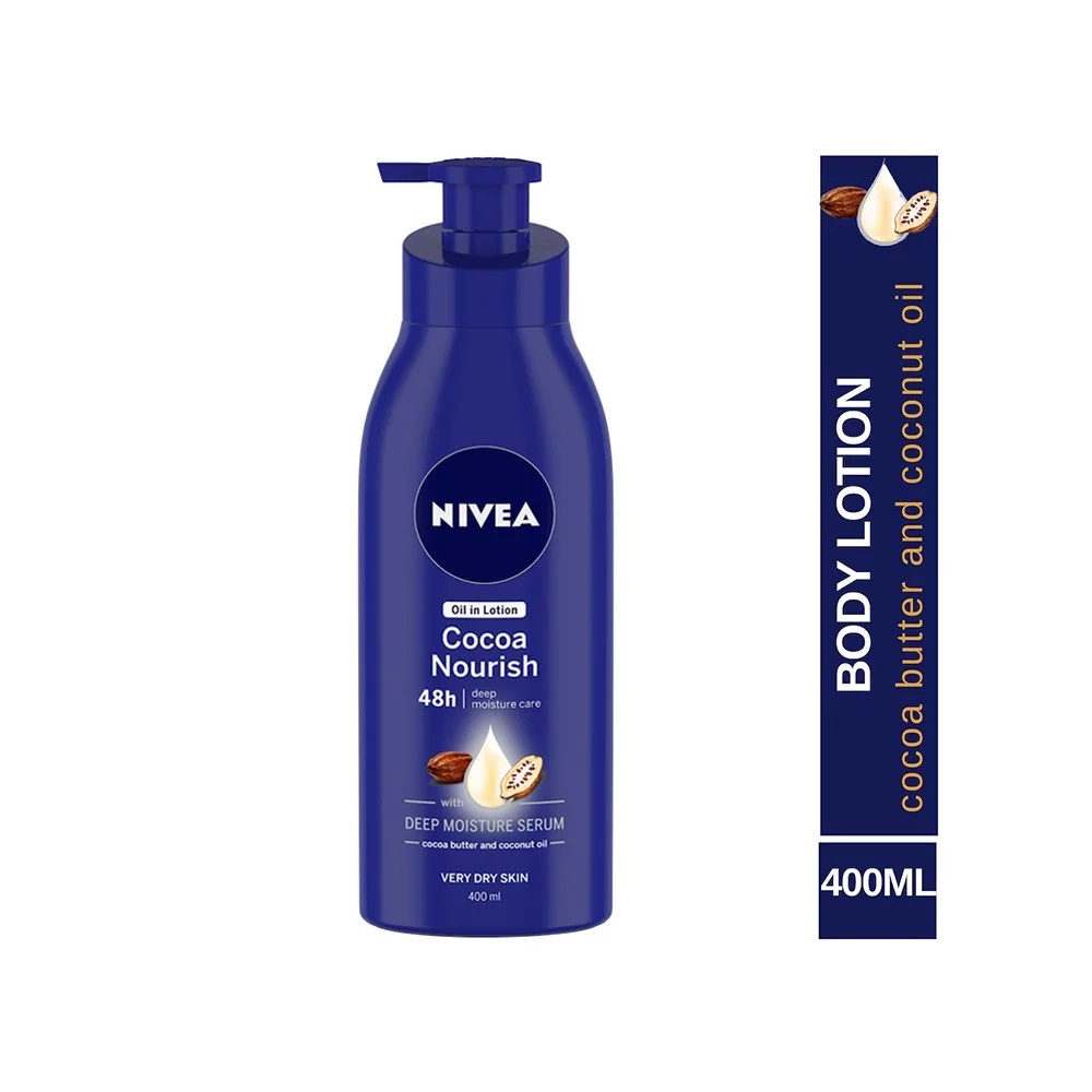 Nivea B/Lotion Coco Nourishing 400Ml - in Sri Lanka