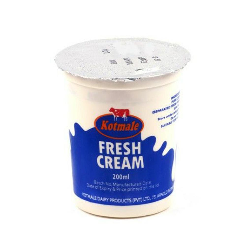 Kotmale Fresh Cream 200Ml - in Sri Lanka