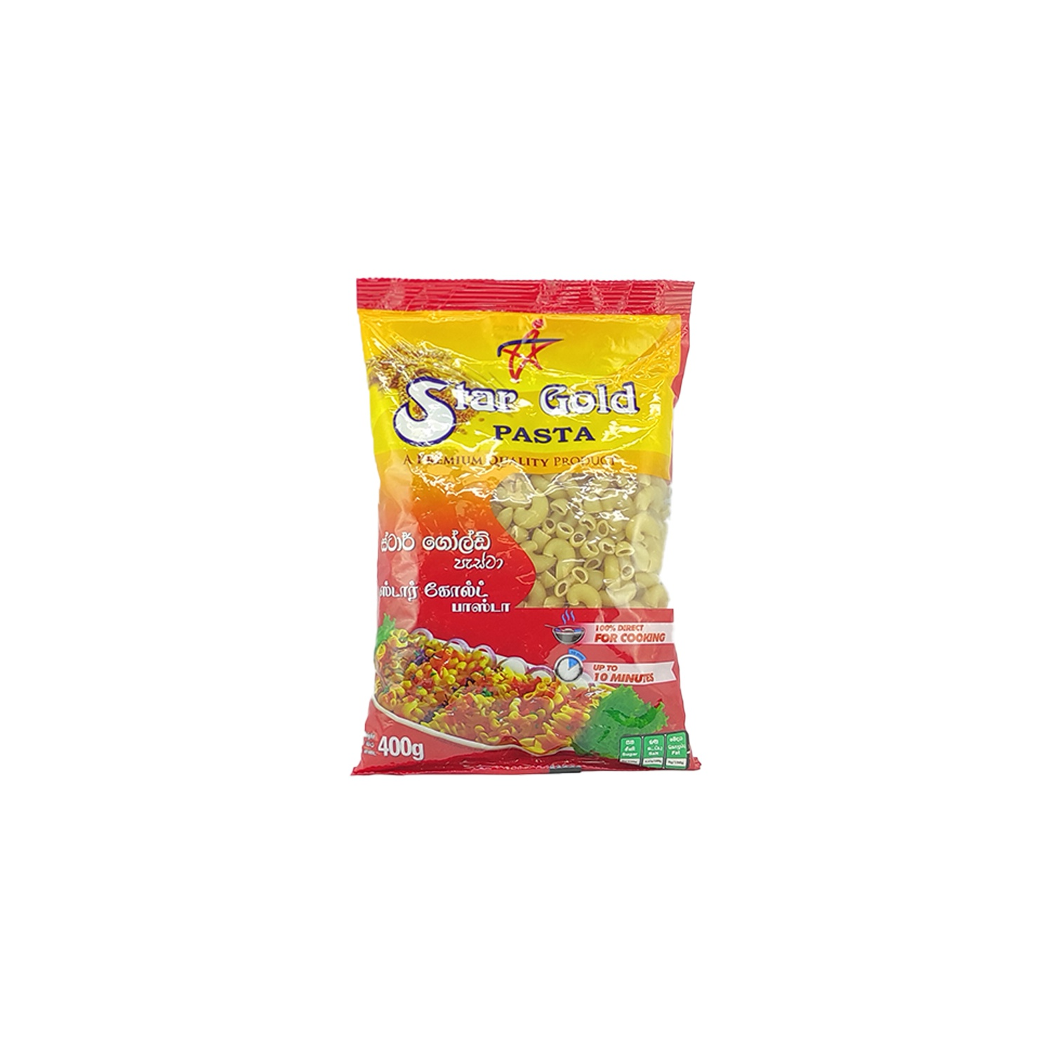 Star Gold Pasta Elbow 400G - in Sri Lanka