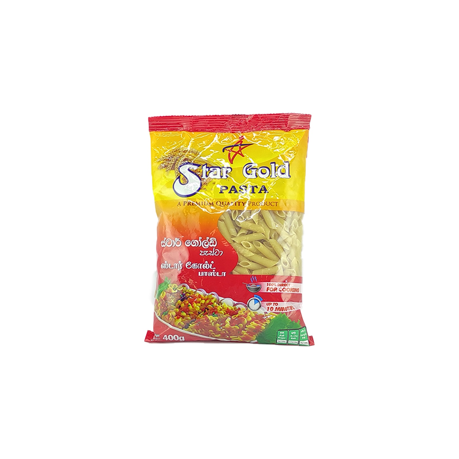 Star Gold Pasta Penne 400G - in Sri Lanka
