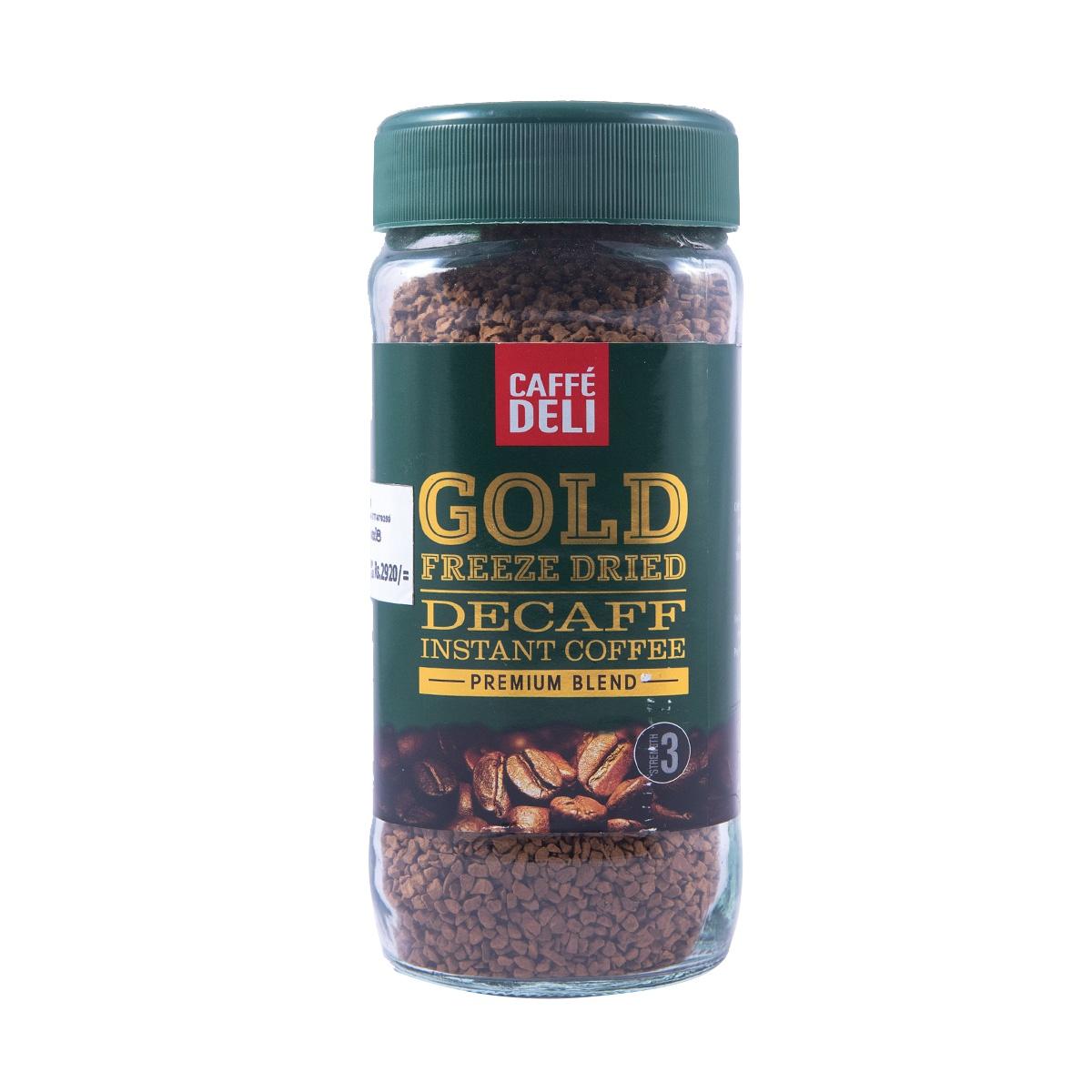 Caffe Deli Gold Instant Coffee 190g - in Sri Lanka