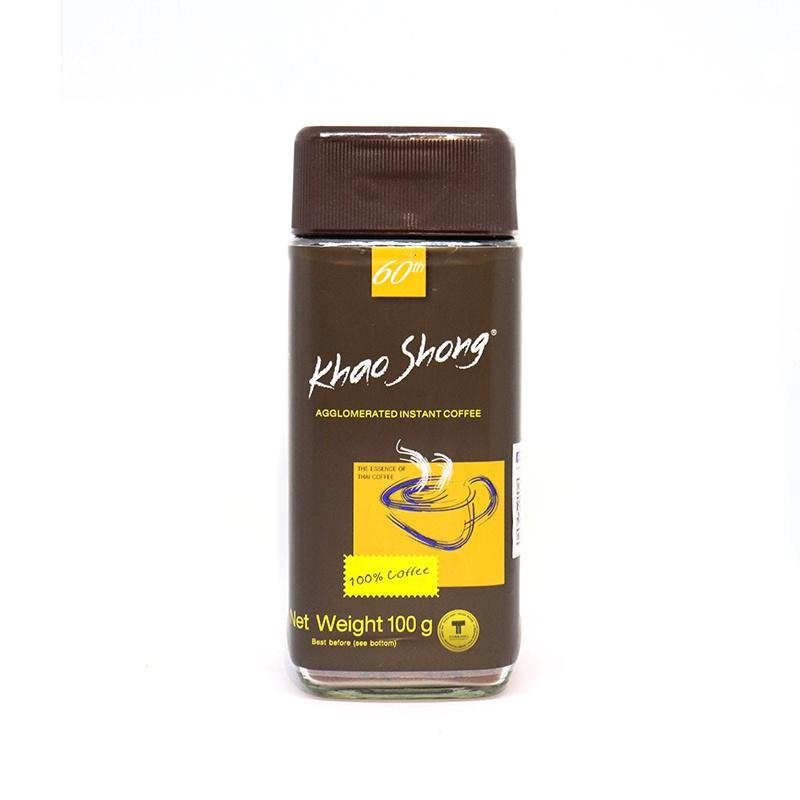 Khao Shong Inst. Coffee Bottle 100G - in Sri Lanka