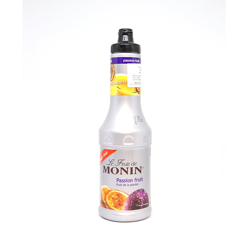 Monin Passion Fruit Fruit Mix 500Ml - in Sri Lanka