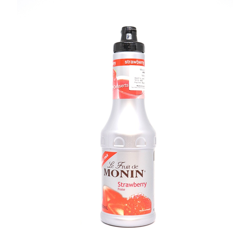 Monin Strawberry Fruit Mix 500Ml - in Sri Lanka