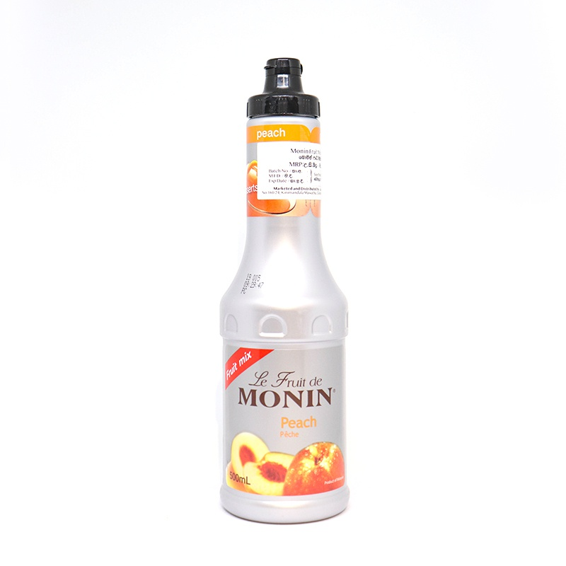 Monin Peach Fruit Mix 500Ml - in Sri Lanka