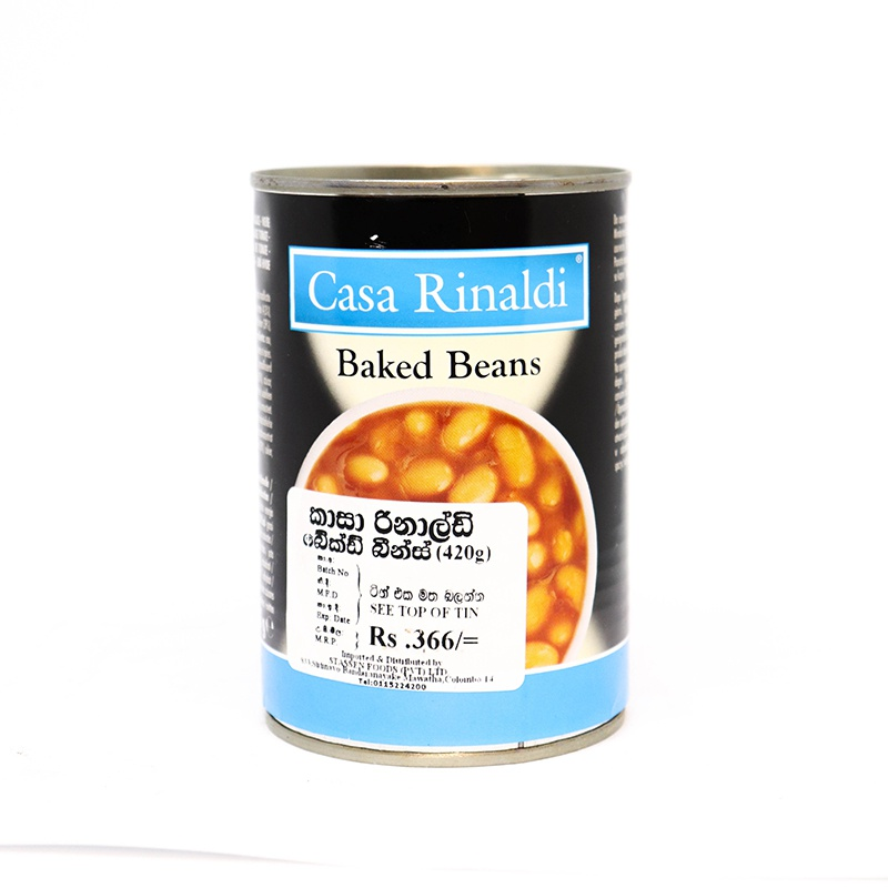Casa Rinaldi Baked Beans 420G - in Sri Lanka