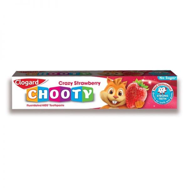 Clogard Chooty T/Paste Srwberry 40G - in Sri Lanka