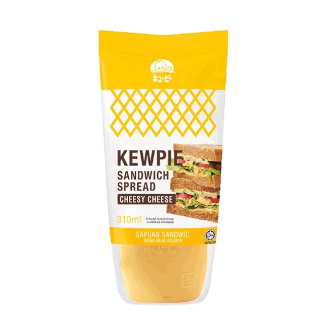 Kewpie Sandwich Spread Cheese 310ml - in Sri Lanka