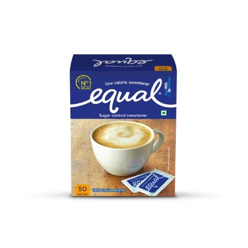 Equal Original Sucralose Sachets 50's - in Sri Lanka