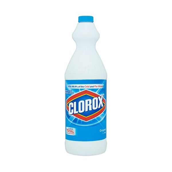 Clorox Liquid Bleach Original 1l - in Sri Lanka