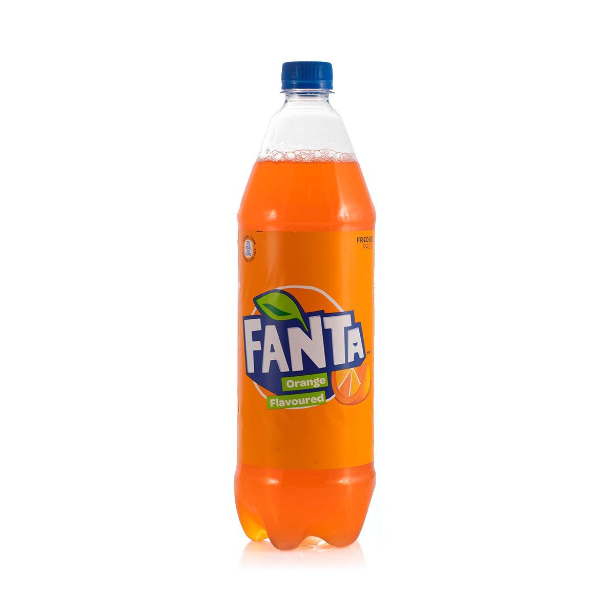 Fanta Orange Pet 1050Ml - in Sri Lanka