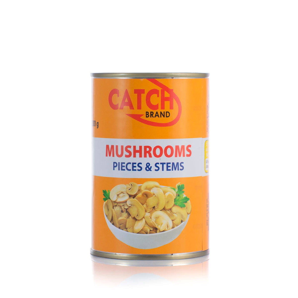 Catch Mushrooms Pieces & Stems 400g - in Sri Lanka