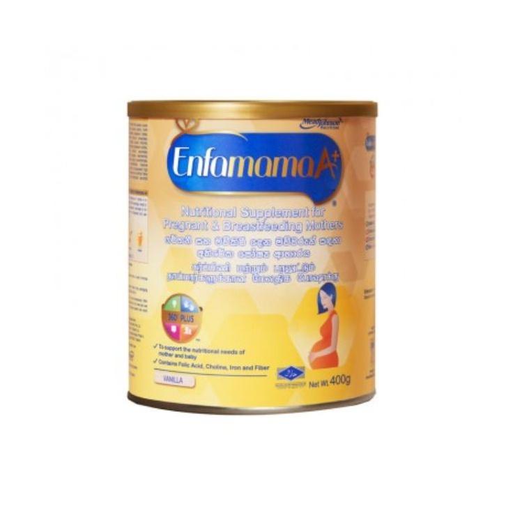Enfamama A+ Vanilla Flavoured 400G - in Sri Lanka