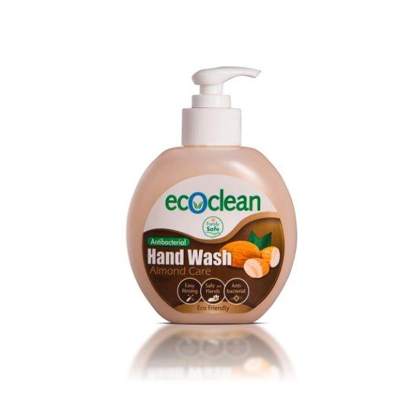 Eco Clean Hand Wash Almond 250Ml - in Sri Lanka