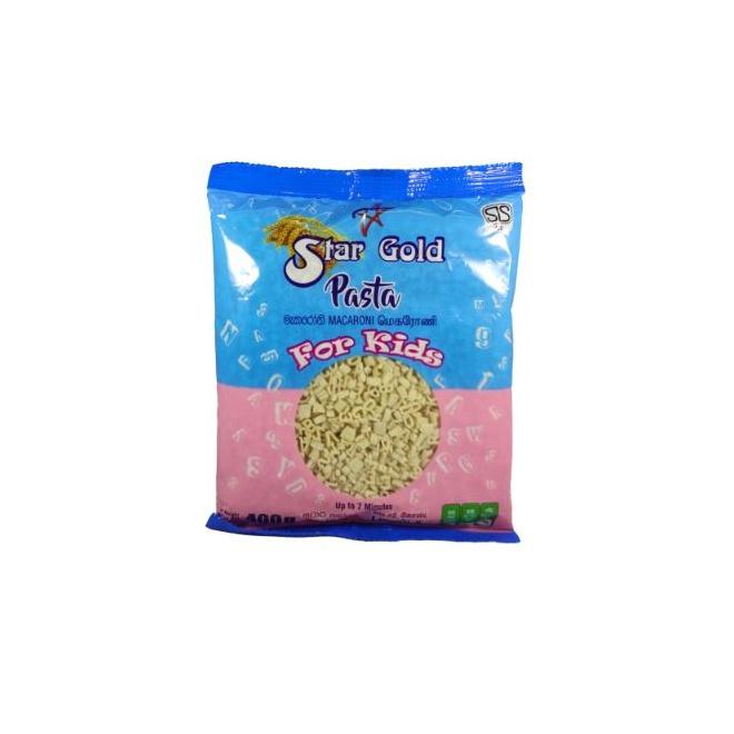 Star Gold Kids Pasta Letters 400G - in Sri Lanka