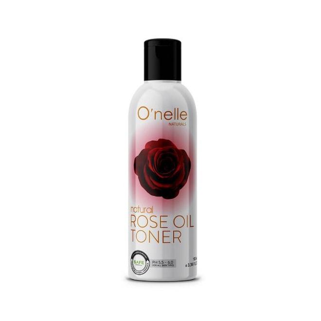 O'Nelle Toner Natural Rose Oil 1Ooml - in Sri Lanka